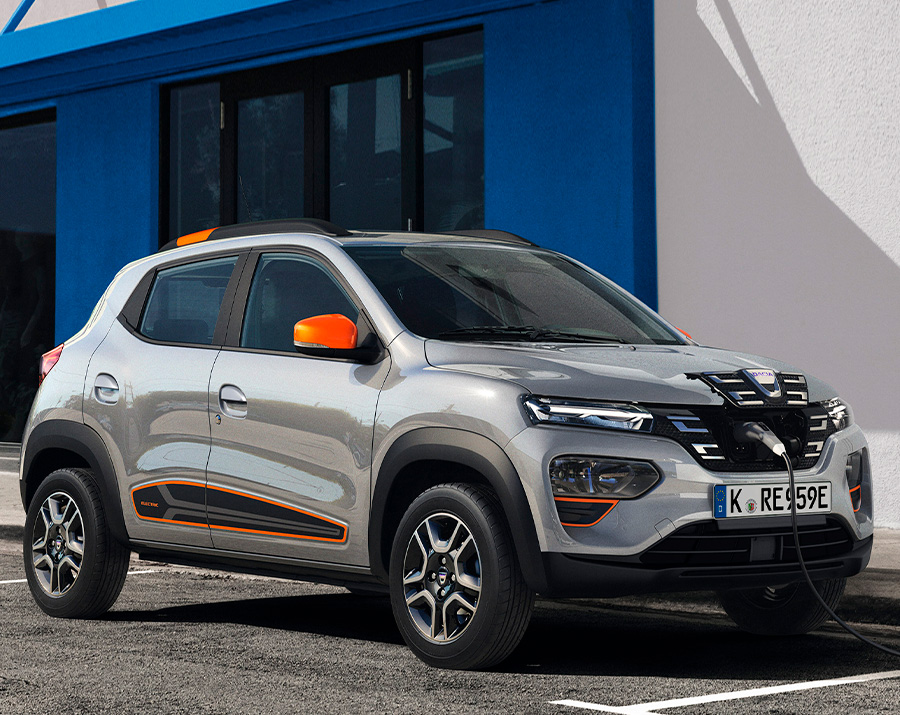 Autohaus Höckels Dacia Spring Electric 2022