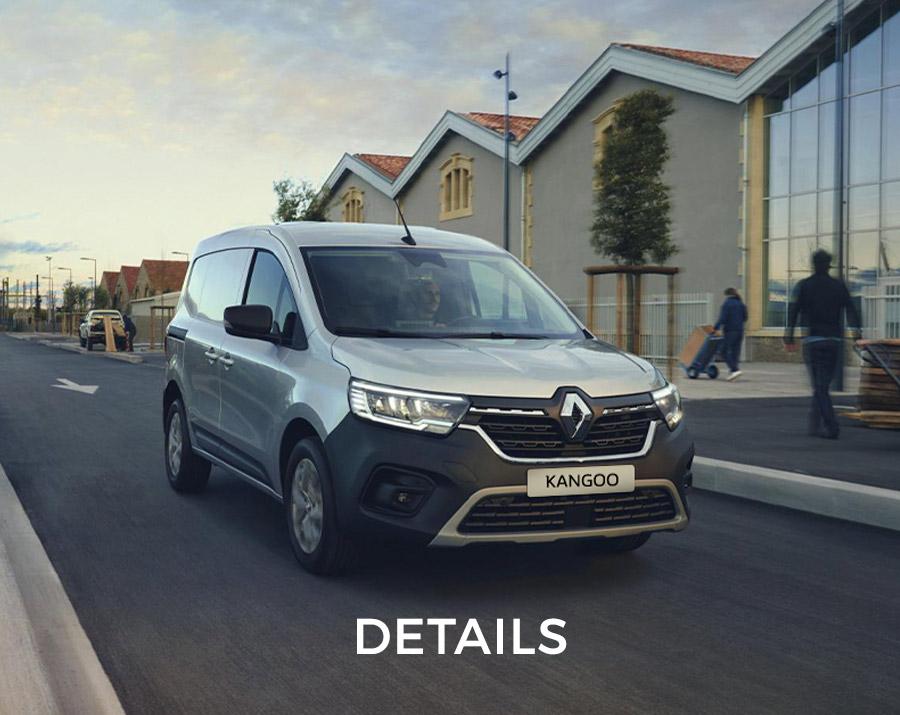 Autohaus Höckels Renault Kangoo Rapid Modell 2021