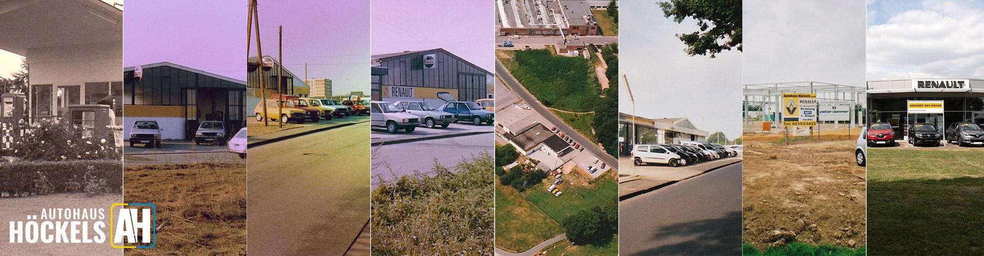 Autohaus Höckels Nettetal Historie